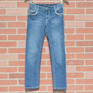 Cherokee kids denim jeans size 12